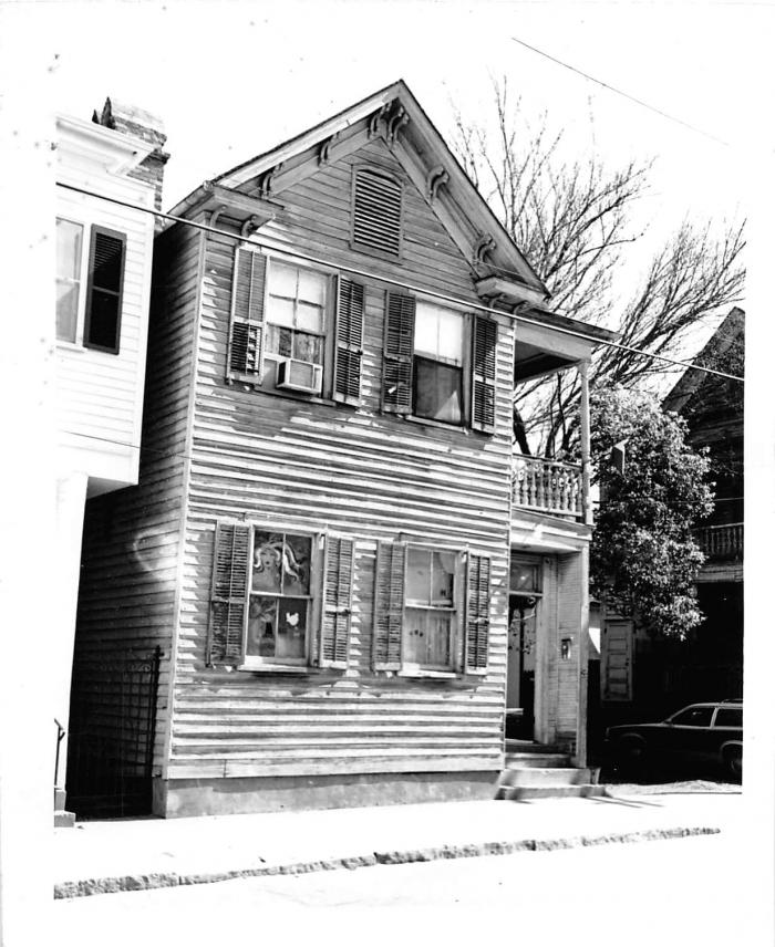 SC Historic Properties Record : Historic Property : Unknown