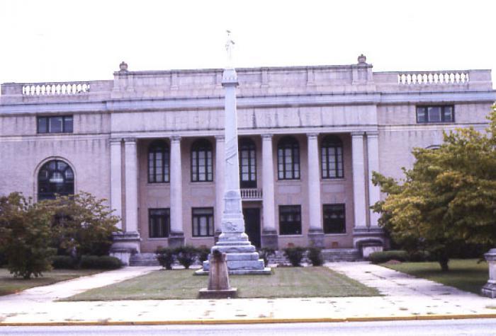 SC Historic Properties Record : National Register Listing